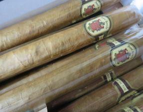 Hier ein paar der Zigarren die ich bei meiner ersten Bestellung bei rauchr.de gekauft habe